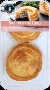 Feuilleté Ris de Veau & Girolles