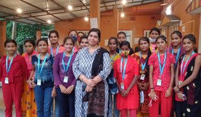 YIN India - Testimony and visit with Twirl Store