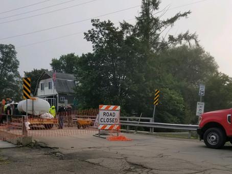 North Main Street Bridge Reopened