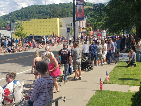 Andover 4th of July a Huge Success