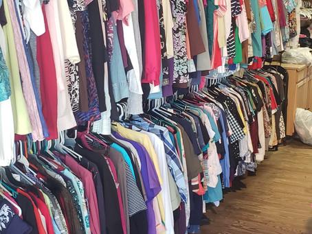 Andover Clothing Closet