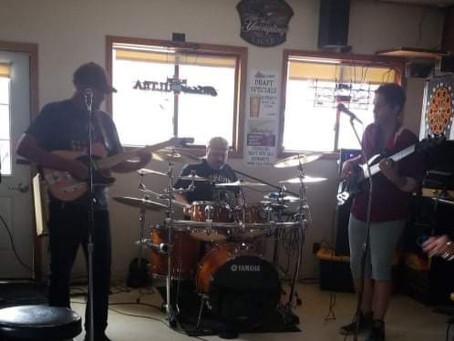 The Hartle Boys Rock The Village Pub