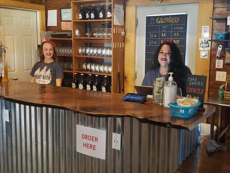 Nacho Mamma's Taco at Kent Beer Company (a review)