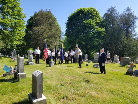 Andover Memorial Day