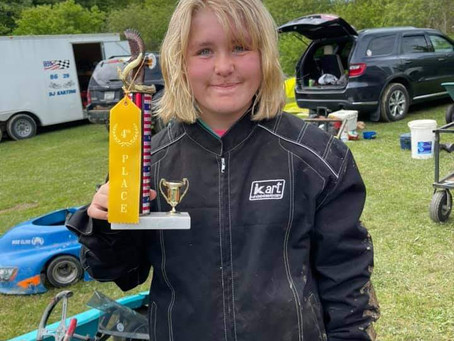 Andover 6th Grader Takes 4th Place