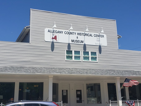 Allegany County Historic Center and Museum Now Open