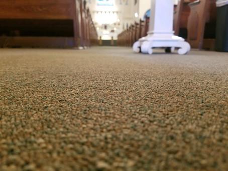 Blessed Sacrament Church Wows Parishioners
