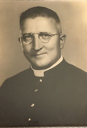 Father Check: Original Pastor when school was founded