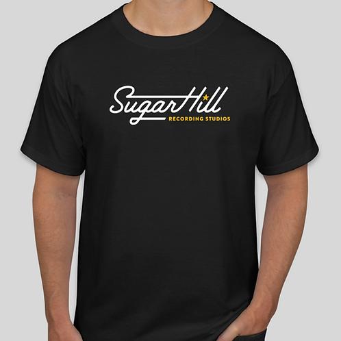Sugar Hill Logo Hanes Tagless Tee