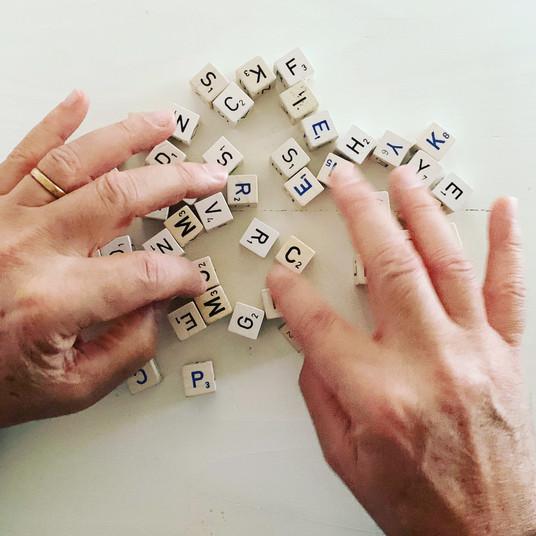 our letterdice
