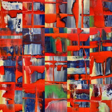 Abstraktes Bild (1-120)