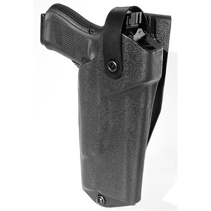 Duty Holster with Light Attachment