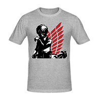T-shirt-Eren-attack-on-titan-T-shirt-man