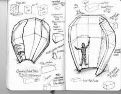 Original sketch of Toolkit