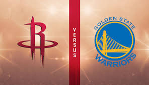 Western Conference Finals are set!  Houston Rockets vs Golden St. Warriors