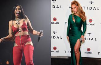 Beyoncé And Cardi B Collaboration?