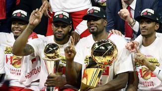 Toronto Raptors Are The 2019 NBA Champions