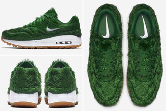 Nike Shoes Made From Grass?