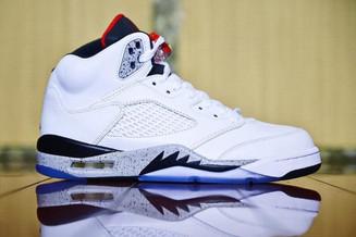 Nike Air Jordan 5 Retro Cement