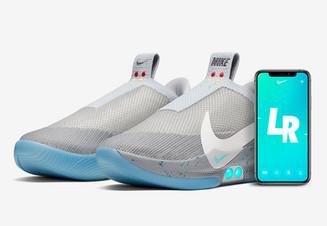 Nike's Auto-Lacing HyperAdapt Coming Soon!