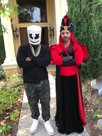 Halloween in The O.C.
