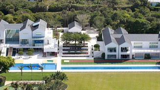 Dr.Dre, Lebron James, Kanye & Kim and More.. Celebrity Homes That Will Blow Your Mind