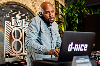 DJ D-Nice's #ClubQuarantine's