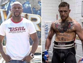 IT'S HAPPENING! Floyd Mayweather & Conor McGregor Announce Aug. Fight