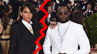P.Diddy and Cassie call it quits after 11 years!