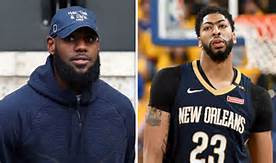 """Anthony Davis signs with Lebron James Agent """"Welcome to the family"""" says King James"""