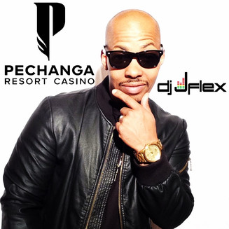 GrownAndSexySaturdays at Pechanga Casino with Djjflex & Five Cent