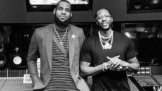 Lebron James & 2 Chainz a Rap Project?