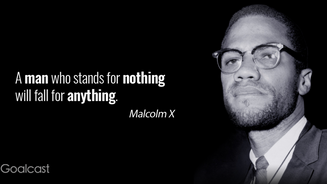 Happy Birthday Malcolm X