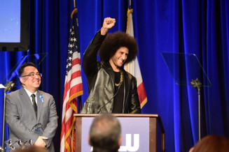 Colin Kaepernick To Donate The Final $100,000 Of His Million-Dollar Promise!