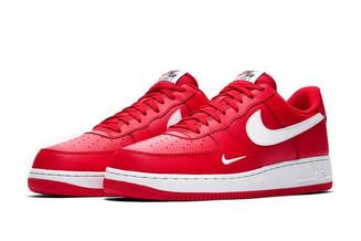 Nike Air Force 1 Low Mini Swoosh Hot orNah?