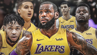It's Official LeBron is a Lakers! #WeBack