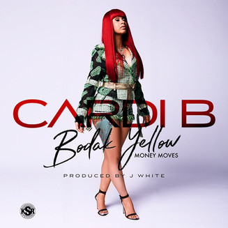 "Congrats to Cardi B ""Bodak Yellow"" Moves to No. 1 on Billboard Hot 100"
