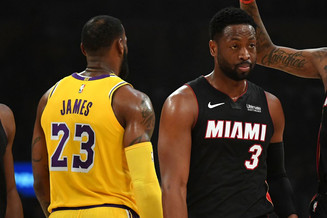 Lebron vs D.Wade:For The Last Time