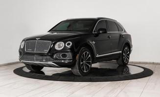 "The World's First ""Bulletproof"" Bentley Bentayga SUV"