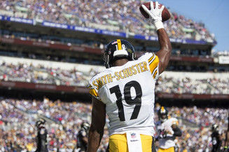 JuJu Smith Schuster: Pittsburgh Steelers Rookie of the Year