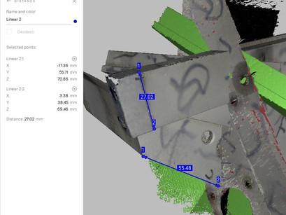 'Heavy' 3D Scanning