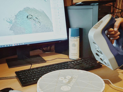 3D Seal Scanning