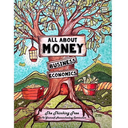 All About Money - Economics - Business (PDF - Digital Download)