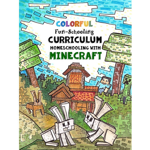 Homeschooling with Minecraft - Core Curriculum Journal - PDF