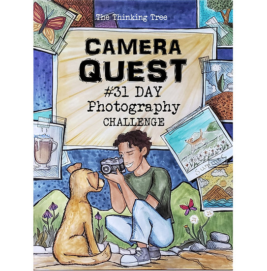 PDF - Camera Quest - 31 Day Photography Challenge