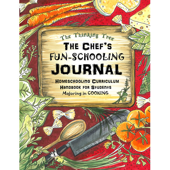 PDF - Core Journal - The Chef's Fun-Schooling Journal -  Curriculum