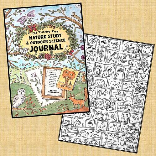 Co-op Bundle - 10 Nature Study Journals