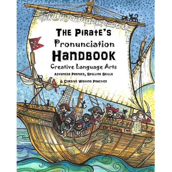 PDF - The Pirate's Pronunciation Handbook -  Language Arts: Advanced Phonics