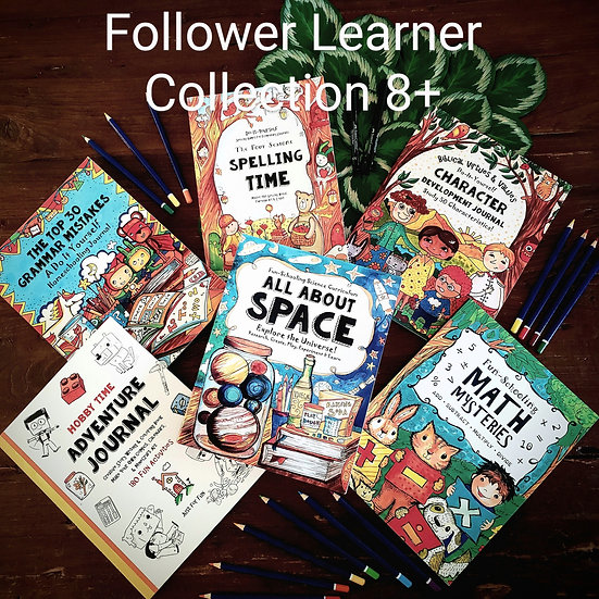 Follower Learner Curriculum Collection - Ages 8+
