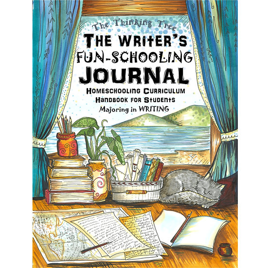The PDF - Writer's Fun-Schooling Journal - For Student's Majoring in Writing